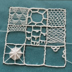 An Introduction to Kenmare Needle Lace