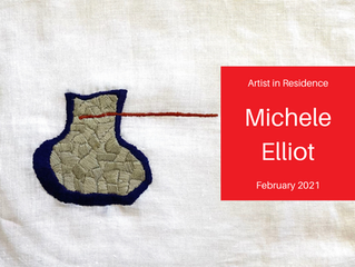Stitching Old Drawings into the Present with Michele Elliot