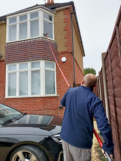 window cleaning in drayton