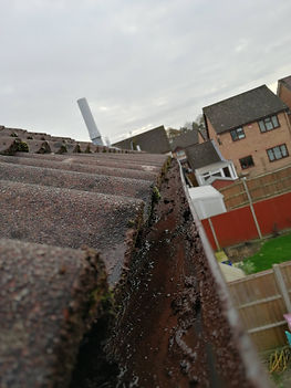 gutter cleaning chichester