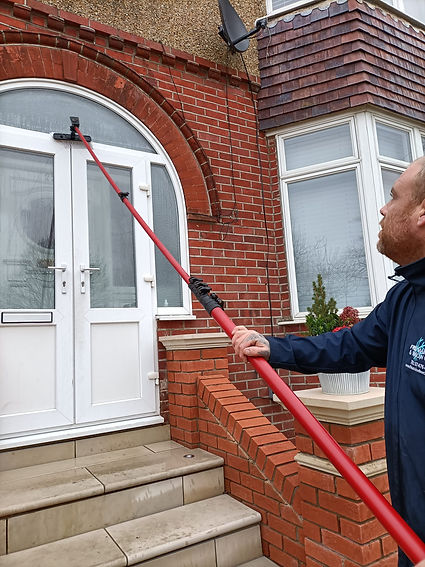 window cleaning drayton