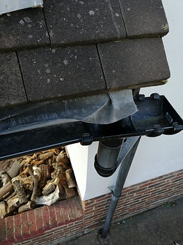 gutter cleaning hayling island