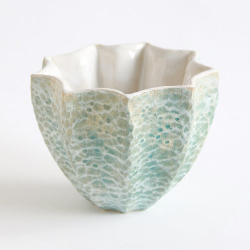Star Bowl Round Water Blue