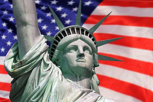 Statue of Liberty in New York City celeb