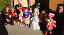Halloween Party and Parade at MSV.