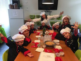 After School Cooking Class at MSV