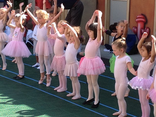 Ballet Classes at MSV