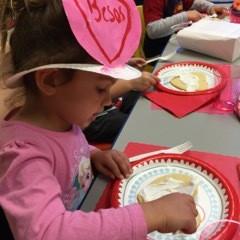 Fiesta del día de San Valentín at MSV
