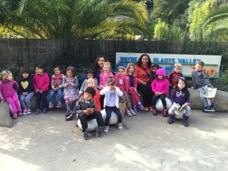 Field Trip to The Oakland Zoo