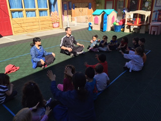 Karate Comes to MSV