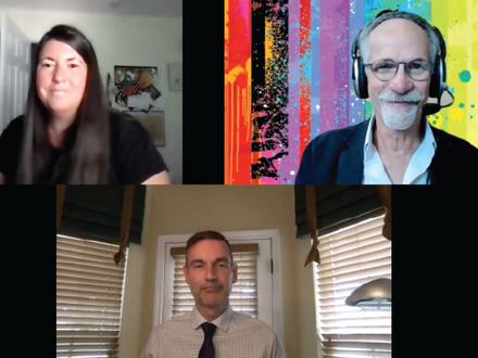 """Talk It Up"" Podcast Episode 1: ESSER Funding for Arts Education Programs"