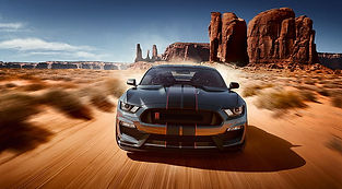 Voiture américaine : ford mustang shelby gt350