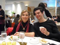Eric and Linda