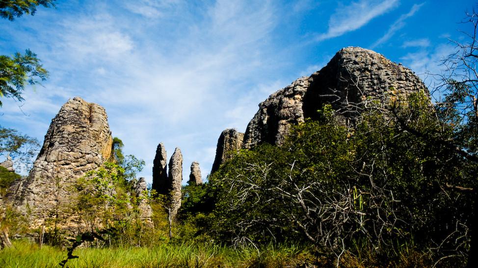 As Sete Cidades do Piauí existem