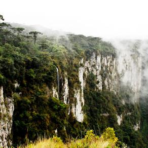 A paisagem onírica de Itaimbezinho em Aparados da Serra