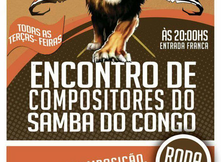 Samba do Congo, Encontro de Compositores