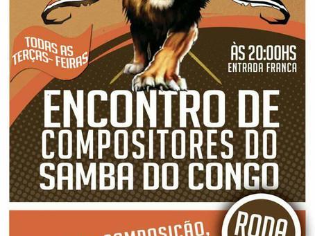 Samba do Congo, Encontro de Compositores