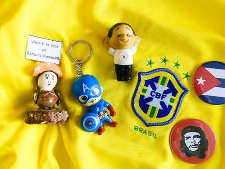 Futebol signo cultural da república