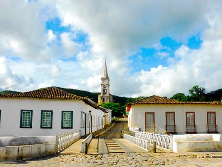 A cidade de Cora Coralina
