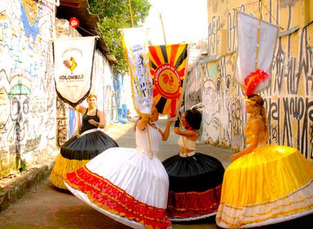 O Kolombolo, as raízes do carnaval, e o renascimento nas ruas