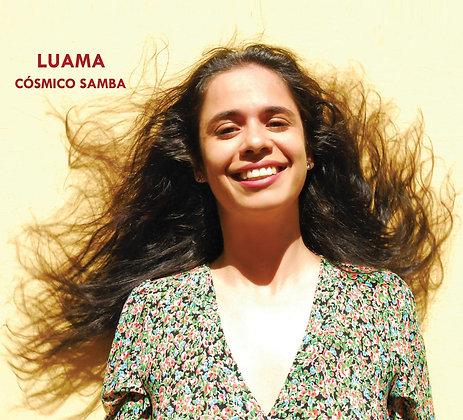 CD LUAMA : CÓSMICO SAMBA