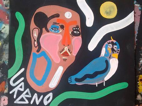 Uberê Fekundi, pintor de máscaras e ancestrais