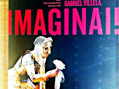 Um livro sobre o teatro de Gabriel Villela