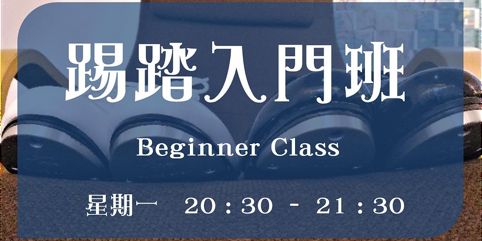 TDT 入門周一班      (20:30-21:30)