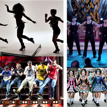 踢踏舞是甚麼 ? 愛爾蘭踢踏舞 ( Irish Step Dance ) 與美式踢踏舞 (Tap Dance)
