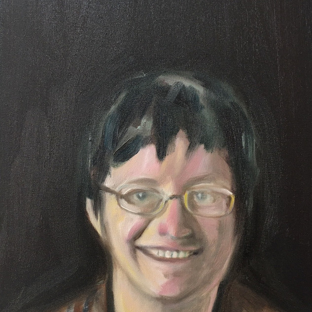 NHS portrait for heroes