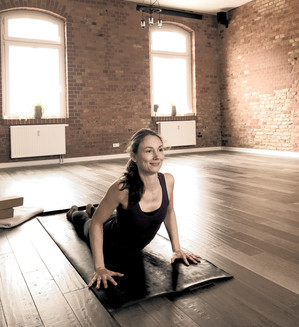 Yoga for new mums