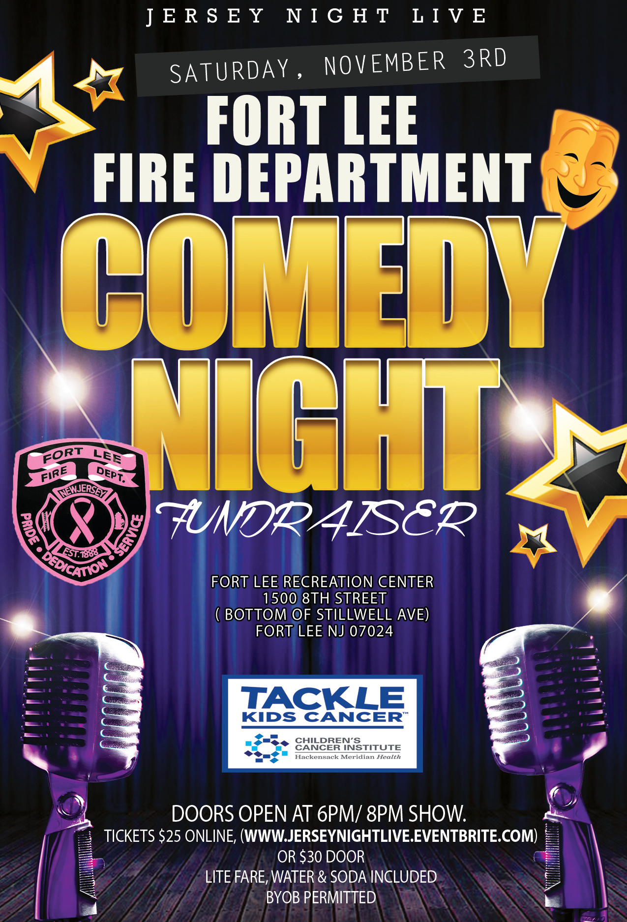 Comedy Night FLYER-GENERIC-FL-LEE-110320