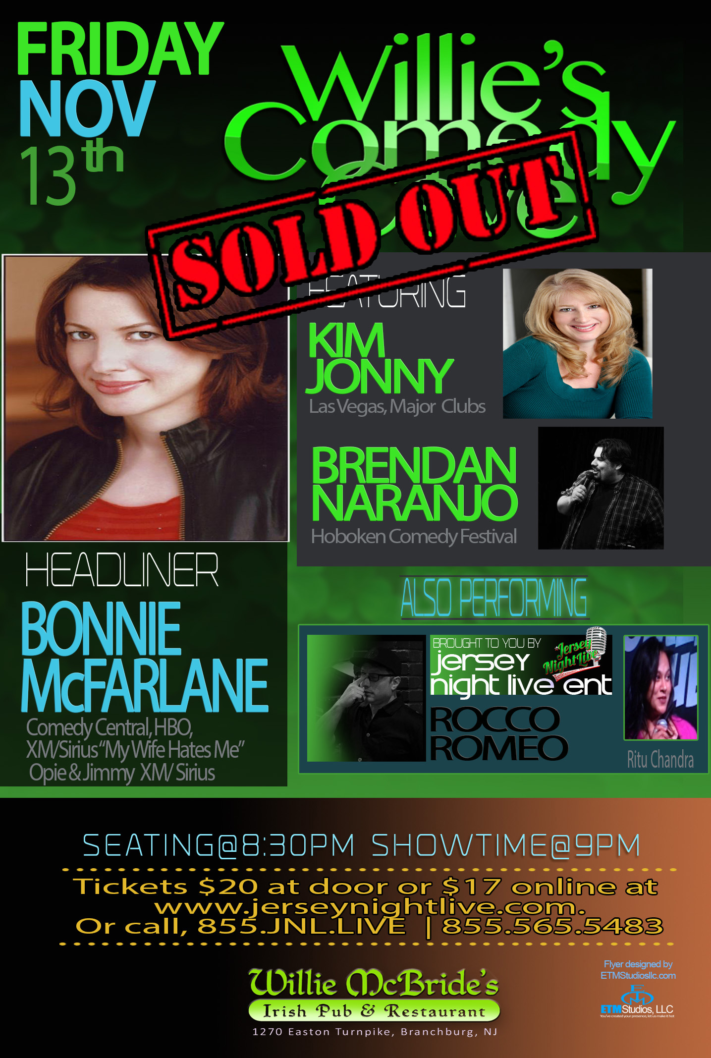 Nov-13TH-B-McFARLANE-v-sold-out