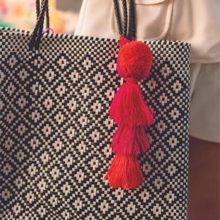 JOSEFINA RECYCLED PLASTIC BAG