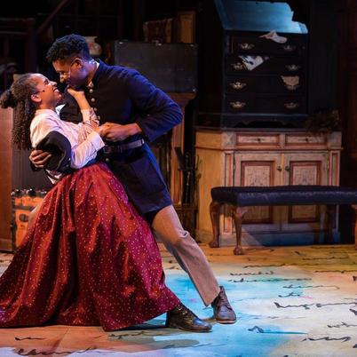Mr. Brooke | Little Women, the Broadway Musical