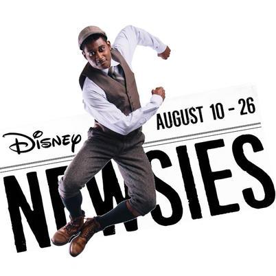 Davey | Disney's NEWSIES