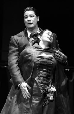 Act i, Adriana Lecouvreur