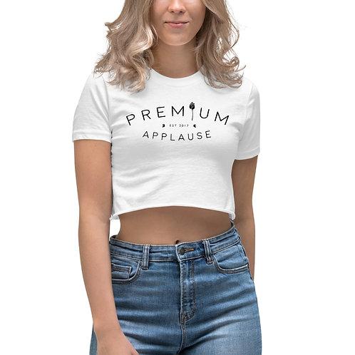 PremiumApplause Women's Crop Top