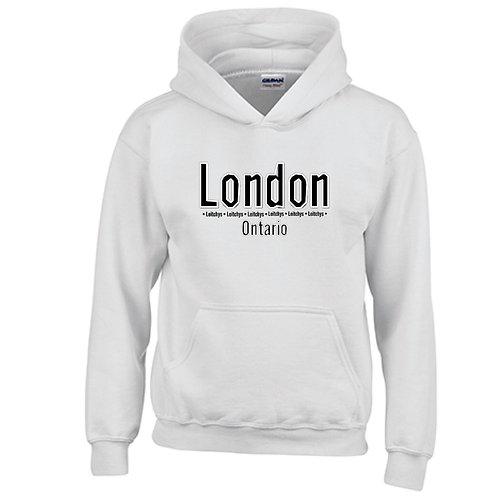 Bold London Ont Hoodie