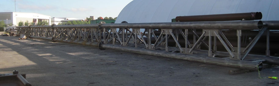 Structural Steel, Sign Structures, Traffic Poles, Lighting Poles, Aluminum
