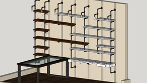 Pipe Shelves - Introduction