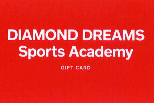 Diamond Dreams Gift Card