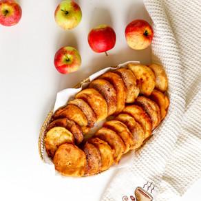 Obuolių spurgos