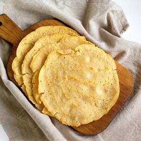 Žirnių tortilijos - 1 ingredientas