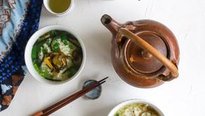 Ochazuke - patiekalas arbatos mėgėjams