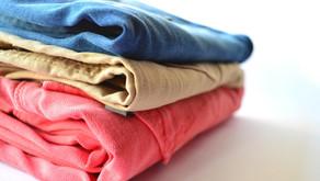 Kaip panaudoti prastus drabužius?