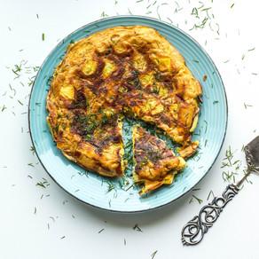 Ispaniška tortilija/omletas