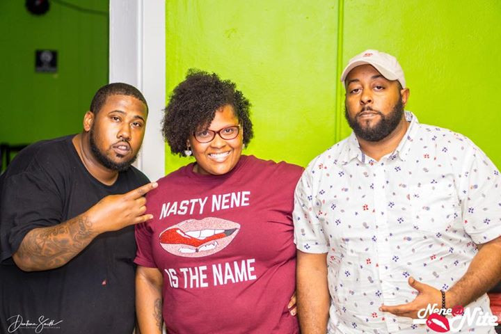 NeNe at Nite and Ball and Beatz link!