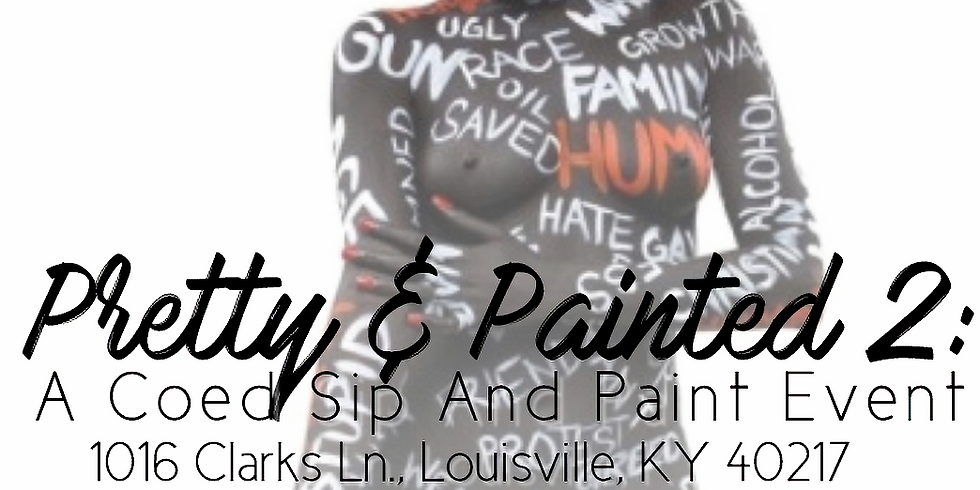 Pretty & Painted 2 Session 2