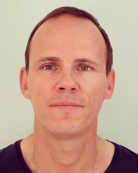 Ludovic Jussreandot praticien masseur